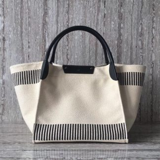 92910a6742 Free Shipping Celine Medium Big Bag In Natural Textured Canvas Honolulu