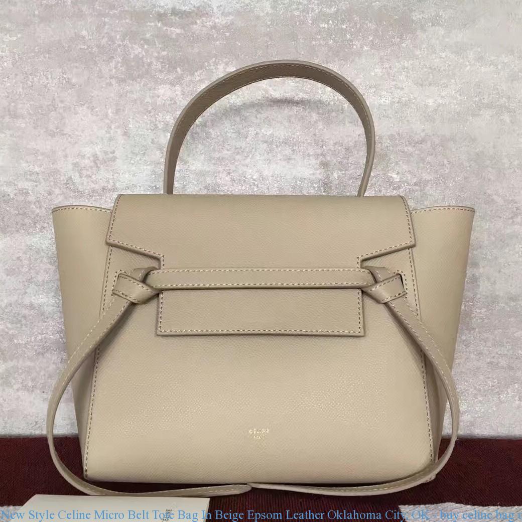 New Style Celine Micro Belt Tote Bag In Beige Epsom Leather Oklahoma City Ok Buy Celine Bag Uk 50 Buy Cheap Celine Replica Handbags Celine Bags Outlet Store Celine Bags
